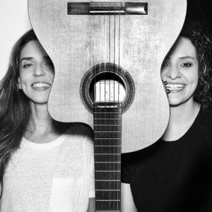 Karin Martins & Rachell Luz