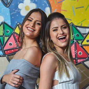 Júlia & Rafaela e Vinícius Lobo