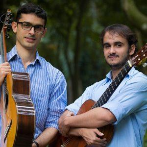 Alexandre Gismonti e Jean Charnaux