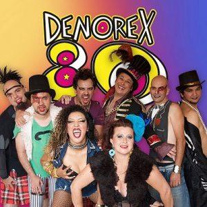 Denorex 80 e Gretchen