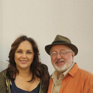 Jane Duboc e Márcio Lott