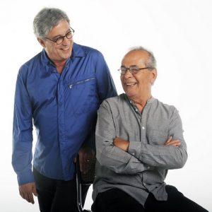 Ivan Lins e Gilson Peranzzetta