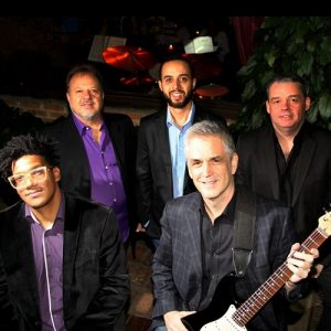 Mark Lambert e Quinteto Radio Swing