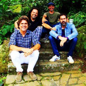 Pedro Borges e banda Amor Pro Mundo