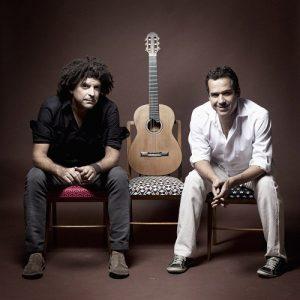 Marcos Sacramento e Zé Paulo Becker