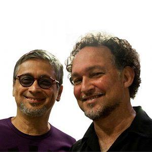 Zé Renato e Cláudio Nucci