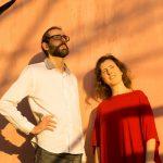 Tânia Grinberg e Fabio Madureira