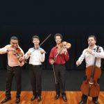 Oboé e Cordas Quarteto