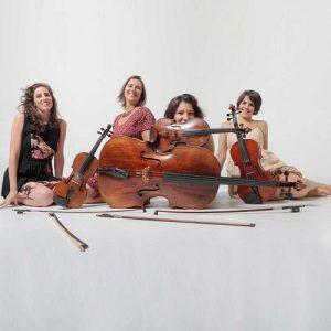 Quadril Quarteto de Cordas