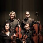 Quarteto toca Mozart