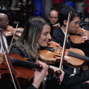 Orquestra Ouro Preto, Ivan Lins e Gilson Peranzetta